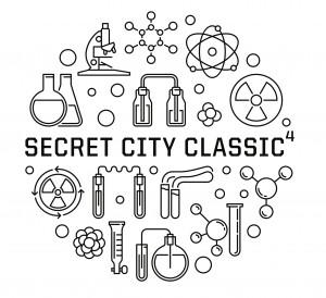 Secret City Classic⁴ - Presented by Smoky Mountain Discs - Day 2 - MA50, MA60, FA2, MA3, FA3, MA4, FA4 graphic