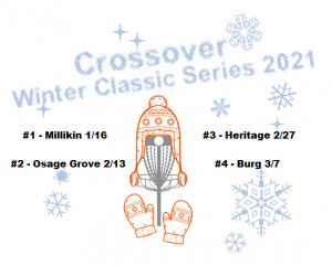 Crossover Winter Classic #4 2021- Series Finale graphic