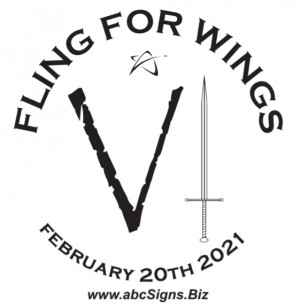 Fling for Wings VI graphic