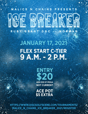 Malice N Chains Ice Breaker 2021 graphic