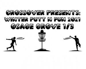 Crossover Winter Putt N Fun 2021 graphic