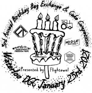 3rd Annual Birthday Bag Exchange and Cake Competition presented by Flightowel graphic
