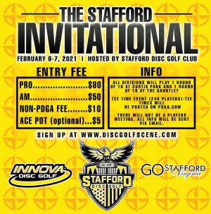 The Stafford Invitational graphic
