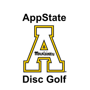 Appalachian State Disc Golf Experience featuring Chris Dickerson graphic