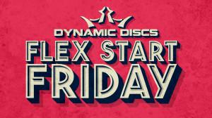 GCCO Flex Start Friday presented by Latitude 64 graphic