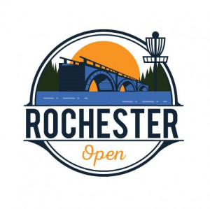 The Rochester Open graphic