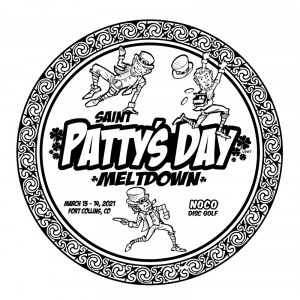 St. Patty's Day Meltdown - Amateur Weekend graphic