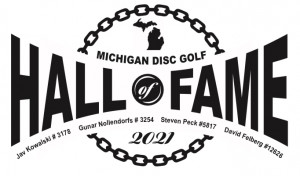 Michigan Disc Golf Hall of Fame Classic - 2021 Presented by Redbud Roots graphic