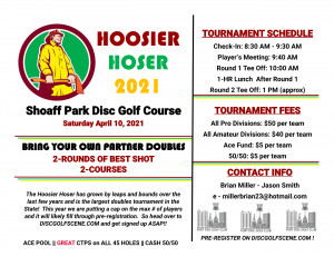 2021 Hoosier Hoser graphic