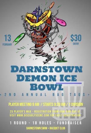 2021 Darnestown Demon Ice Bowl graphic