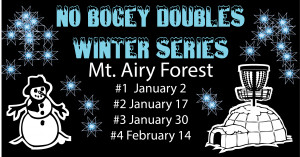 No Bogey Doubles #4 graphic