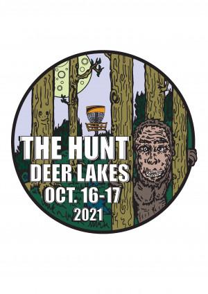 The Hunt at Deer Lakes - Presented by Innova - MA2, MA60, FA2, MA3, FA3, FA50, MJ15, FJ15 graphic