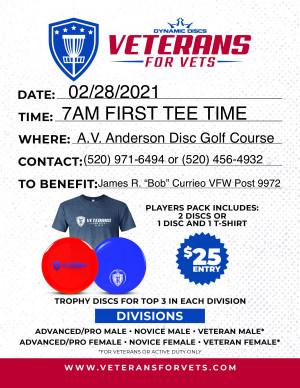 Veterans for Vets Sierra Vista graphic