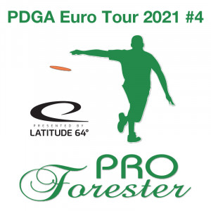 ET#4 - Pro Forester sponsored by Latitude 64° graphic
