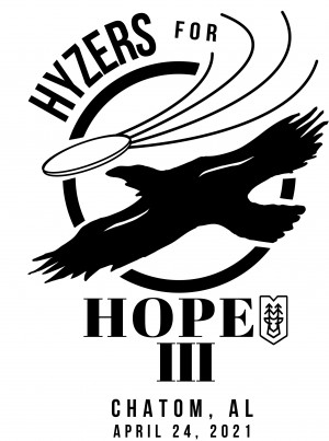 Hyzers for Hope III graphic