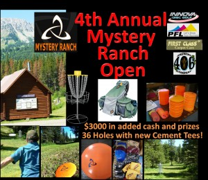 Mystery Ranch Open Presented by Team Motodom.com & HDGC graphic