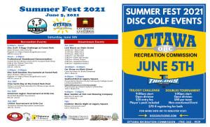 ORC Summer Fest - Trilogy Challenge & Doubles Tournament graphic