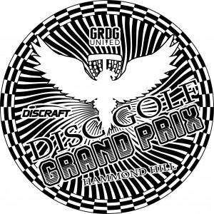 Discraft presents Hastings Disc Golf Grand Prix graphic