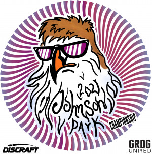 The 6th Annual Johnson Park Championship Presented by Discraft graphic