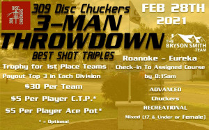 3Man Throwdown graphic