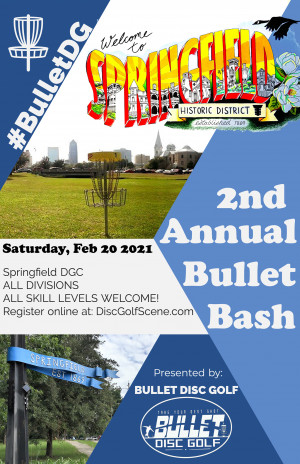 2nd Annual Bullet Bash graphic