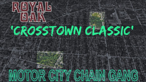 Cross Town Classic graphic