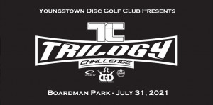 Trilogy Challenge @ Boardman Park - YDGC graphic