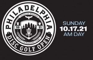 2021 Philadelphia Disc Golf Open - All AM Divisions (Minus MA1) - Sponsored by Dynamic Discs - Presented by Sedgley Woods Glow graphic