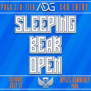 Sleeping Bear Open graphic