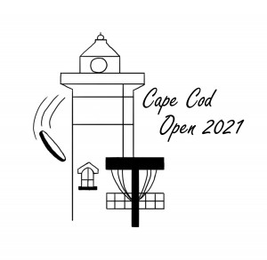 Cape Cod Open 2021 Sponsored by Disc Golf 978 (AMS) graphic