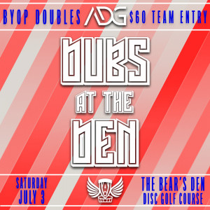 Dubs at the Den graphic