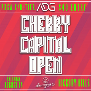 Cherry Capital Open presented by Dunegrass Co. graphic