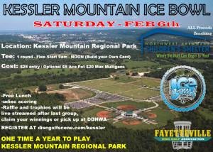 Ice Bowl at Kessler Mountain graphic
