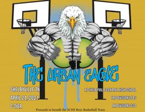 The Urban Eagle graphic