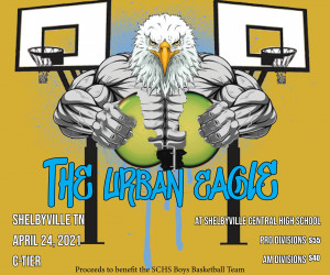 The Urban Eagle graphic