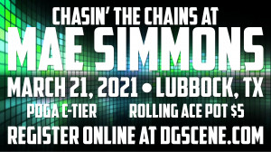 Chasin the Chains @ Mae Simmons graphic