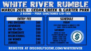 White River Rumble graphic