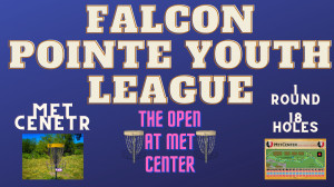 Falcon Pointe Youth Presents - The Open at Met Center graphic