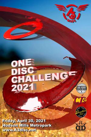 One Disc Challenge graphic