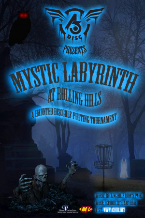 3rd Annual Mystic Labyrinth Tournament graphic