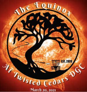 The Equinox at Twisted Cedars DGC graphic