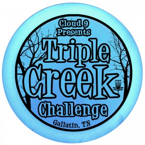 Triple Creek Challenge Presented By Cloud 9 graphic