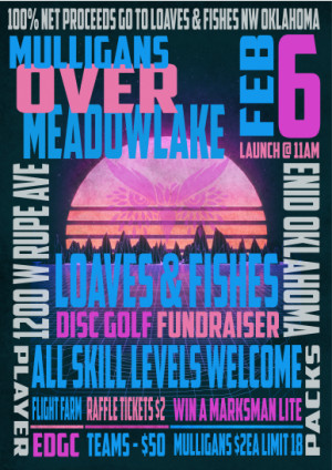 Mulligans Over Meadowlake graphic