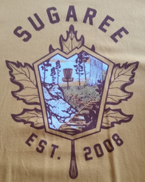 Premier Design : Sugaree Rendezvous, Sponsored by Dynamic Discs graphic