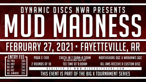 Dynamic Discs Presents: 2nd Annual Mud Madness graphic