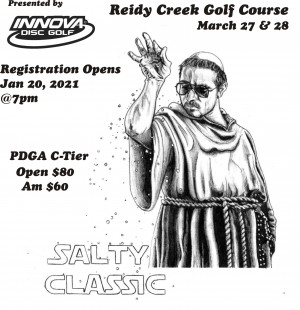 Salty Classic 2021 graphic
