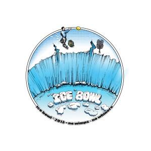 Thompson Park Disc Golf Icebowl graphic