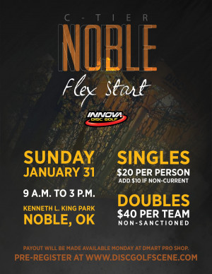 Noble Flex Start Dubs graphic