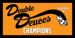 Sandy Knoll Double Deuces - Bring Your Own Partner Doubles graphic