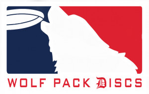 Discraft and WCGlow Present the Wolf Pack Disc Open an MDGO Featured Event graphic
